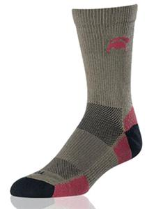 Twin City Topo Cross-Trainer Crew Socks