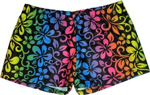 Funkadelic Maui Wowie Compression Shorts