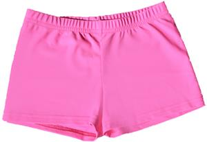 Funkadelic Neon Tickled Pink Compression Shorts