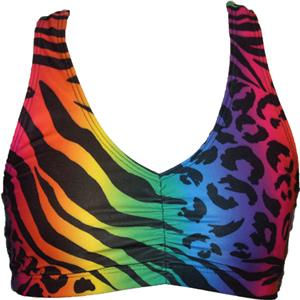 Funkadelic Wild Cats Sports Bra
