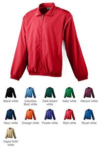 Augusta Sportswear Micro Poly Full Zip Jacket