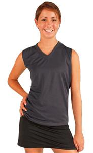 Eagle USA XDri Performance Women Sleeveless V-Neck