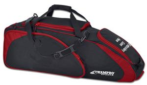 CHAMPRO Large Equipment Bag with Wheels