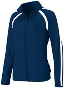 Augusta Ladies Poly Spandex Jacket