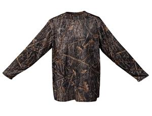 Eagle USA XDri Performance Camo Long-Sleeve Tees