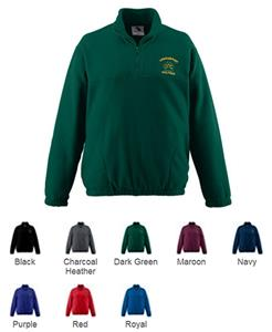 Augusta Chill Fleece Half-Zip Youth Pullover