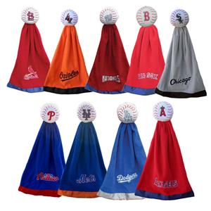 Snuggleball MLB Fleece Baseball Blankets