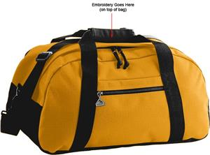 Augusta Sportswear Small Ripstop Duffel Bag