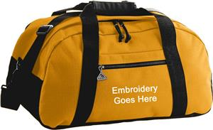 Augusta Sportswear Medium Ripstop Duffel Bag