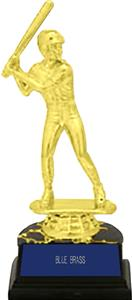 Hasty Awards Baseball Figure Participation Trophy