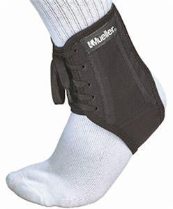 Mueller Soccer Ankle Brace - First Aid
