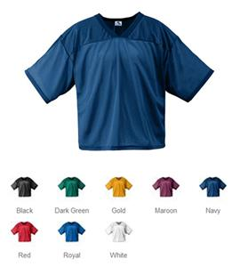 Augusta Tricot Mesh Youth Football Jersey