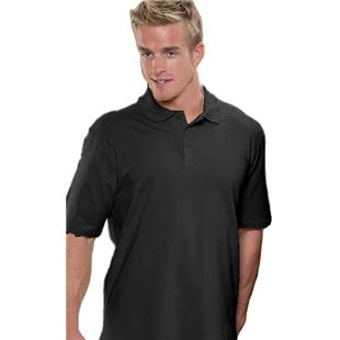 Vos Cotton Jersey Polo Style Shirts