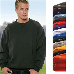 Vos Crew Neck Fleece Sweatshirts