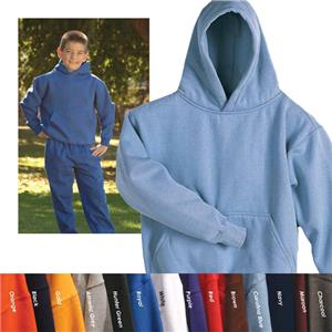 Vos Youth Hooded Pullovers