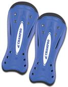 Molded High Impact Soccer Shin Guards (pair)