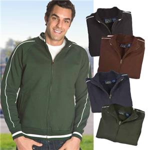 Vos Full Zip Fleece Sweatshirts