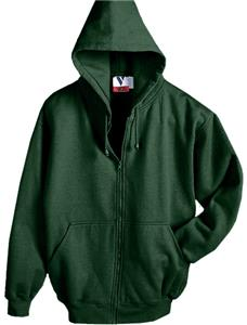 Vos Full Zip Hooded Fleece Sweatshirts