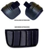 Shoulder/Abdomen Extensions Umpire Chest Protector