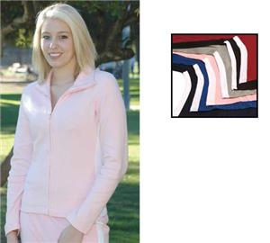 Vos Ladies Full Zip Sweaters