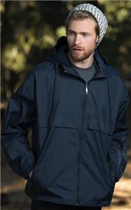 Vos Water Resistant Taffeta Nylon Windbreakers