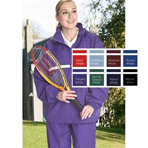 Vos Microfiber Polyester Warm Up Sets
