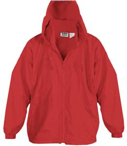 Vos Full-Zipper Stadium Jacket W/ Zip Off Hood