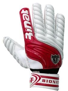 Rinat Finger-Guard Bionic Soccer Goalie Gloves