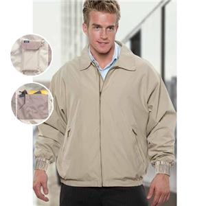 Vos Wind/Water Resistant Poly Microfiber Jackets