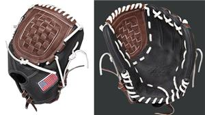 "Liberty Advanced USA 12.5"" Softball Glove LA125BB"