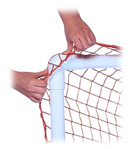 Park &amp; Sun SGP-BN 6x4x3 Bungee Slip Net