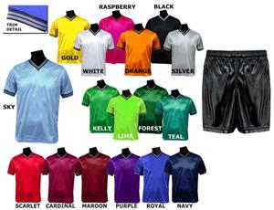 Epic Team Uniform Kit  (Jersey &amp; Short) -17 COLORS