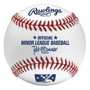 Rawlings ROM Minor League Official Baseballs