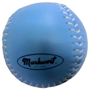 "Markwort 12"" Color Coded 5 oz. Weighted Softballs"