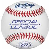 Rawlings ROLB1X Official League Practice Baseballs