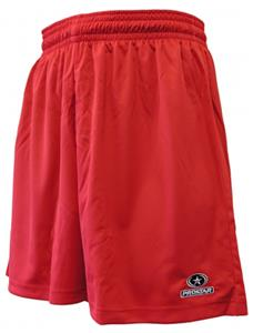 "Primo Kiev 6"" Inseam Red Soccer Shorts Closeout"