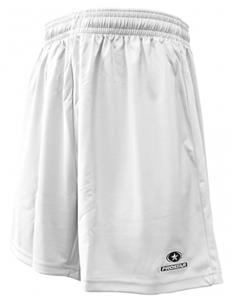 Primo Kiev 6&quot; Inseam White Soccer Shorts Closeout