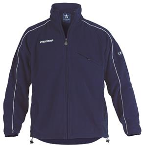 Primo Polar Fleece Zip Navy Jacket Closeout
