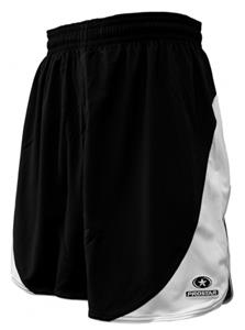 AXS  Womens Black/White Sparta Shorts Closeout