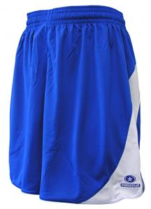 Primo Womens Royal/White Sparta Shorts Closeout