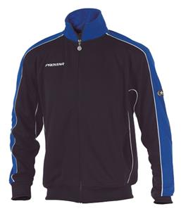 Primo Vapor Tracksuit Black/Royal Jacket Closeout