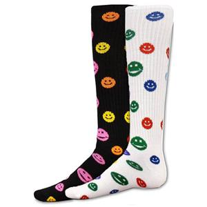 Red Lion Happy Faces Athletic Socks - Closeout