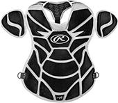 "Rawlings Adult 950X 17"" Baseball Chest Protectors"