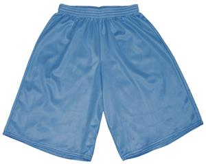 Athletic Cut Micro Mesh Basketball Shorts