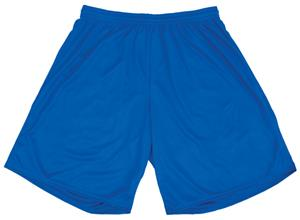 Mock Mesh Work Out Basketball Shorts