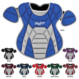 Rawlings Adult Titan Baseball Chest Protectors