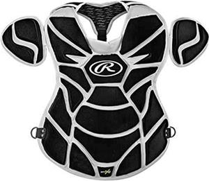 "Rawlings 16"" 950X Baseball Chest Protectors"
