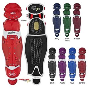 Rawlings Intermediate 950X Baseball Leg Guards