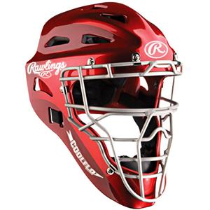 Youth Hockey Style Coolflo Catchers Helmet HLCH2S