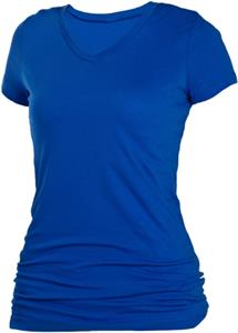 Boxercraft Girl's SS Perfect Fit V-Neck Tees